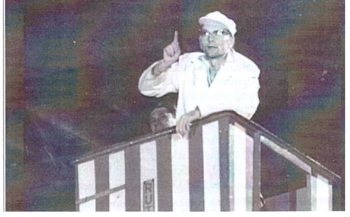 Nachruf Horst Roos (1932–2021)