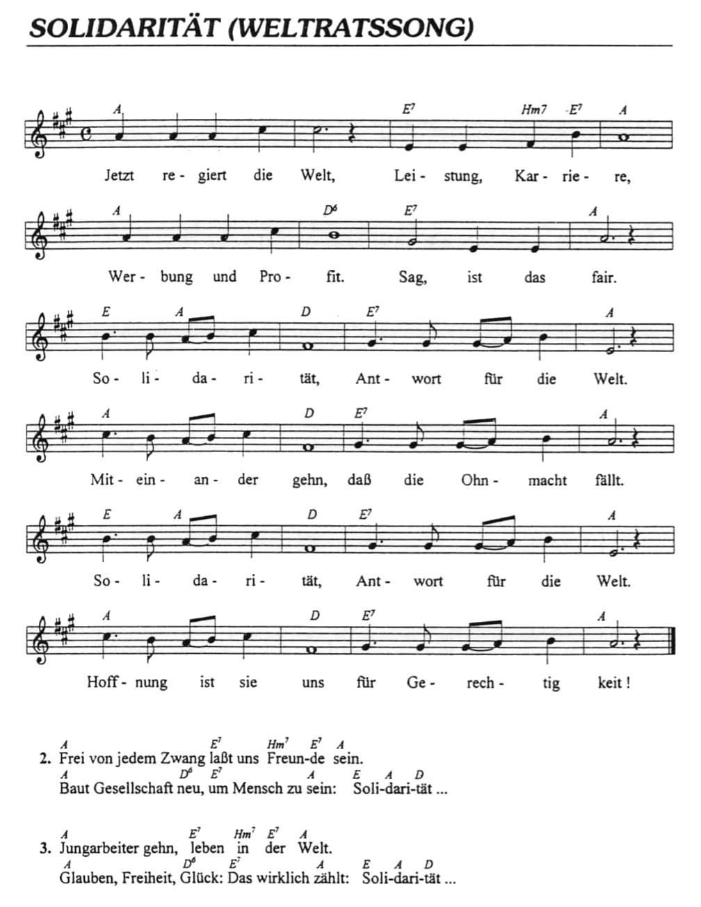 Glaube christliche Liedtexte